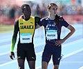 2018-10-16 Stage 2 (Boys' 400 metre hurdles) at 2018 Summer Youth Olympics by Sandro Halank–122.jpg