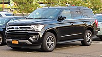 2018 Ford Expedition XLT, front 8.25.19.jpg