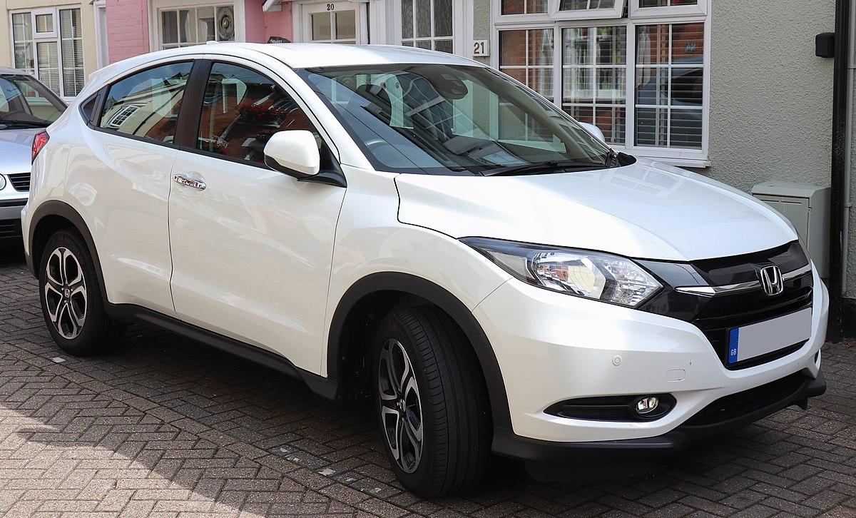 Honda HR-V - Wikipedia