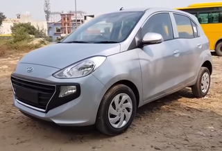 Hyundai Santro Motor vehicle