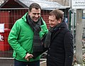 2019-01-11 Pressetermin Ministerpräsident Michael Kretschmer at FIS Cross-Country World Cup Dresden by Sandro Halank–005.jpg