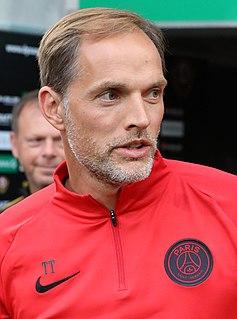 Thomas Tuchel German association football player and manager