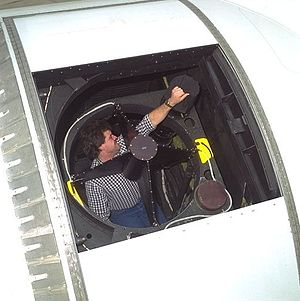 Kuiper Airborne Observatory - The telescope for KAO