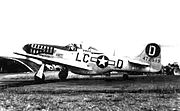 20th Fighter Group P-51