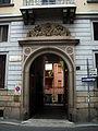 2211 - Milano - portone in via Amedei - Foto Giovanni Dall'Orto - 6-Sept-2007.jpg
