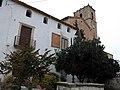 229 Rectoria i església parroquial de Sant Jaume dels Domenys.JPG