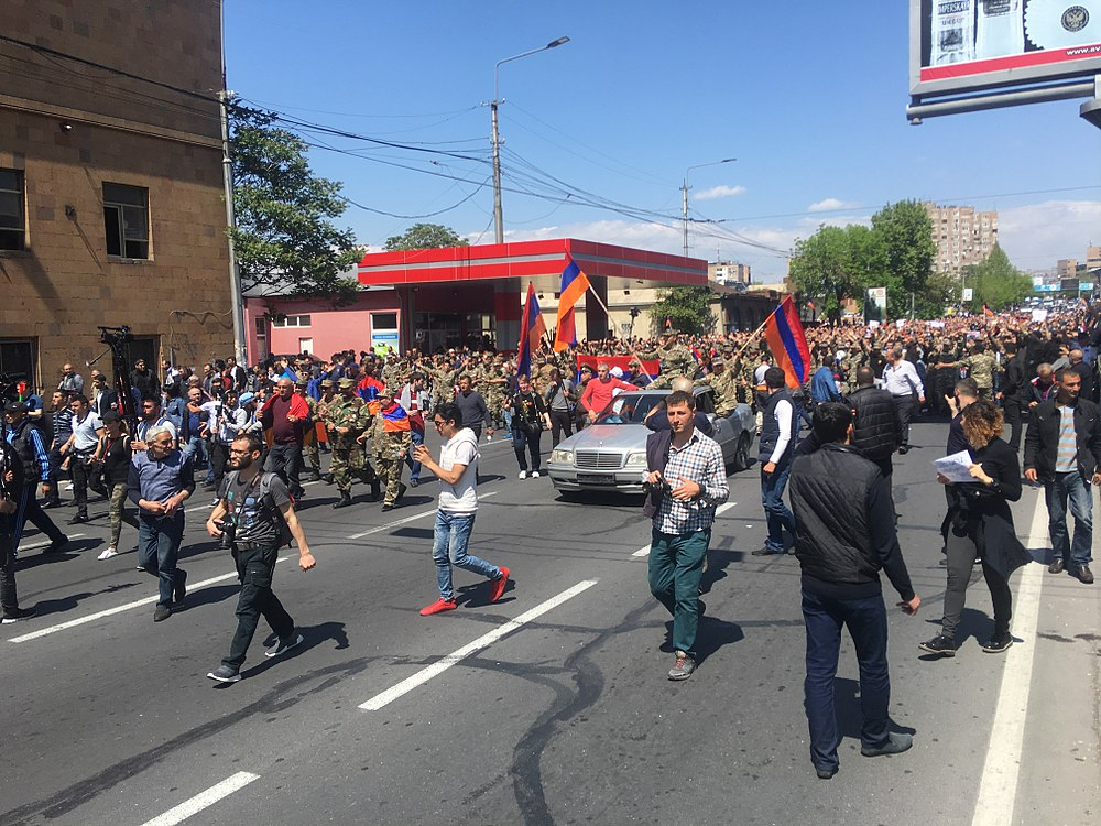 23.04.2018 Protest Demonstration, Yerevan 15.jpg