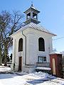 230313 Belfry of Saint Louis church in Joniec - 02.jpg