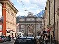 2701 - Innsbruck - Triumphpforte.JPG