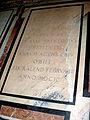 3264 - Milano - Duomo - Lapide card. Federico Caccia -+1699- - Foto Giovanni Dall'Orto - 11-Febr-2007.jpg