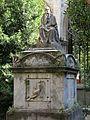 336 Catedral de Vic, claustre, monument funerari a Jaume Balmes.jpg