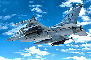 416th Flight Test Squadron - General Dynamics F-16C Block 42C Fighting Falcon 88-0445.jpg