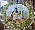 421 Femme et enfant au panier de pomme Port-Launay.jpg