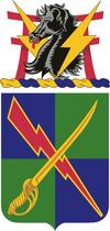 501 Military Intelligence Battalion COA