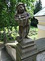 592218 dolnośląskie Krzeszów cmentarz 1.JPG