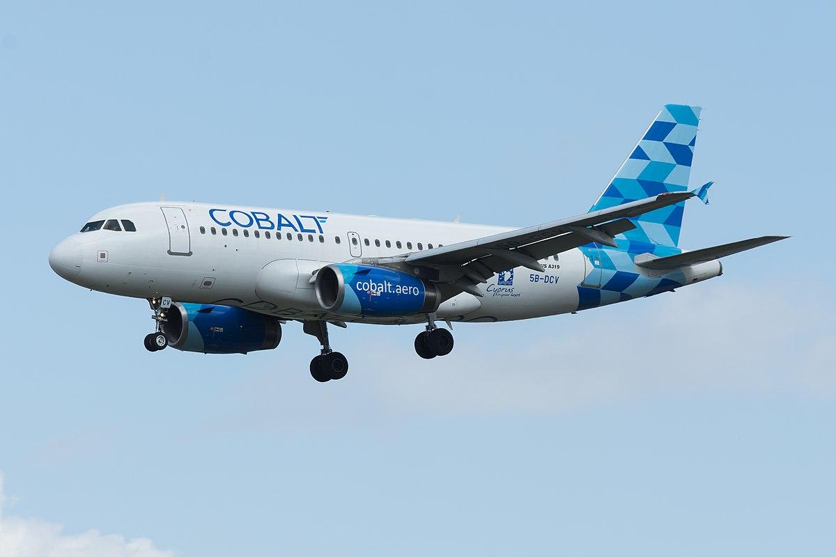List of Cobalt Air destinations - Wikipedia