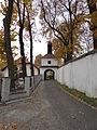 616246 małopolskie gm zabierzów Rudawa kościół ogrodzenie 6.JPG