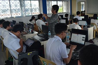 7th Waray Wikipedia Edit-a-thon 22.JPG