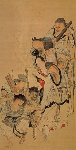 8 daoist immortals by Tani Buncho.jpg