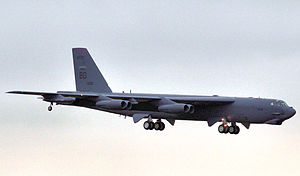 93d Bomb Squadron - Image: 93d Bomb Squadron Boeing B 52H 135 BW Stratofortress 60 0008