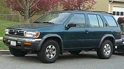 Nissan Pathfinder (1995–2000)
