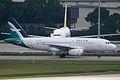 9V-SBE A319-132 Silk Air SIN 02APR06 (5796478801).jpg
