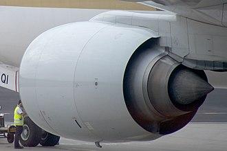 Boeing 777 - Rolls-Royce Trent 800