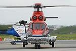 Aérospatiale AS332L Super Puma 'LN-OMH' (45054636532).jpg