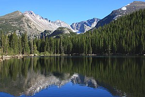 Bear Lake (Colorado) - Bear Lake, June 2016