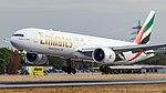 A6-EQK Emirates B777 (44799863372).jpg