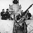 AA gun on HMS Romulus.jpg