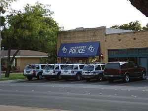 Abilene Christian University - Image: ACU Police