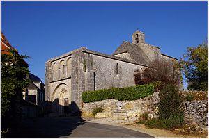 Ajat - Eglise Saint-Barthélemy de Beauzens
