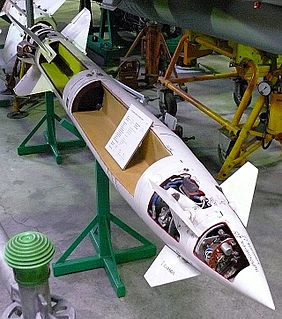 Kh-23 Grom Tactical air-to-surface missile