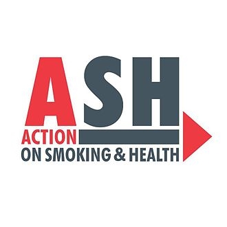 Action on Smoking and Health - Image: ASH logo