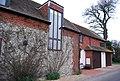 A flint, tile and brick building, Hawkley - geograph.org.uk - 1204360.jpg