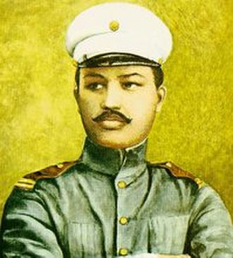 Philippine Revolutionary Army - Antonio Luna, notable Chief Commander of the Philippine Revolutionary Army.