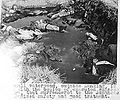 A waterpond filled with the bodies of executed Chinese soldiers who got safety promise by Japanese (a), Nanjing Massacre.jpg