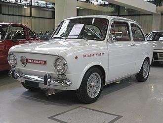 Fiat 850 - Fiat-Abarth OT 850
