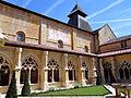 Abbaye de Cadouin - Cloître -04.JPG