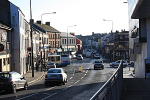 Strabane - Abercorn Square, Strabane