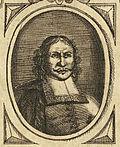 Abraham Leuthner from title page of Grundtliche Darstellung (1677).jpg