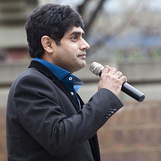 Abrar-ul-Haq - Abrar-ul-Haq in Calgary (2014)