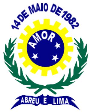 Abreu e Lima, Pernambuco - Image: Abreu e Lima Coat