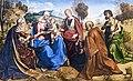 Accademia - Sposalizio di santa Caterina con i santi Rosa, Pietro e Giovanni Battista di Boccaccio Boccaccino.jpg