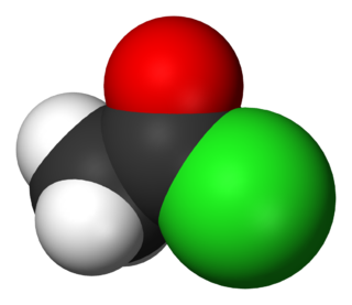 Acetyl chloride chemical compound