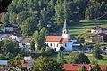 Achslach mit Pfarrkirche St. Jakobus 01.JPG