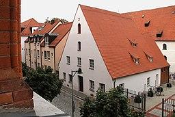 Jesuitenstraße in Ingolstadt