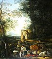 Adam Pynacker Landscape with Cattle and Figures SYO CAN A 1945.jpg