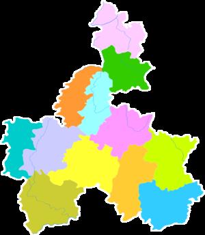 Qiannan Buyei and Miao Autonomous Prefecture